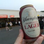 【横須賀中央】花火も楽しもう!『ヨコスカフレンドシップデー2018』のアメリカンなビールと不思議なハンバーガー