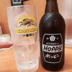 【池袋】もはや居酒屋!『日高屋 池袋北口駅前店』の餃子とホッピーで〆