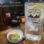 【新宿】1杯250円!『番番』の濃い酎ハイは足に来ますね