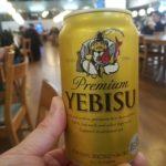 【成田空港】コンビニ飲み!『ローソン 成田国際空港第3旅客ターミナルビル店』で優雅に朝食を