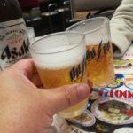 【東神奈川】〆は餃子とビール!『餃子の王将 東神奈川駅西口店』の焼き餃子はやっぱり美味かった