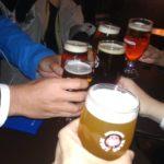 【神田】ふくろうマークのビール!『常陸野ブルーイング・ラボ 神田万世橋店』で夜風を感じながら美味しいビールを