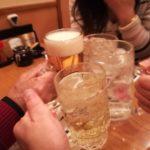 【東神奈川】鍋の王様降臨!『徳永肉酒場』のもつ鍋囲んでサロンの忘年会を開催