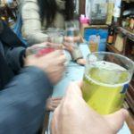【横浜・子安】昼と夜の2回訪問!『美加登屋酒店』で立ち飲み角打ち忘年会