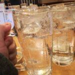 【渋谷】ザ・昭和居酒屋!『多古菊』のホカホカおでんと200円のサービス酎ハイ
