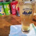 【池袋】オール300円!『立ち飲み 小島』ダッタンそば茶ハイとタイ風たまご焼き