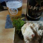 【高田馬場】ほっこり居酒屋!『とん八』の絶品ポテトサラダ