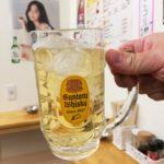 【横浜・阪東橋】韓国立ち飲み!『立ち呑みセブン』の日本では珍しい韓国風おでんで一杯