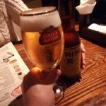 【新丸ビル】深夜2時まで!『RIGOLETTO WINE AND BAR』の美味いビールと豪奢な内装