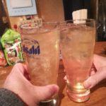 【池袋】タイ風オムレツ!『立ち飲み 小島』のダッタン蕎麦茶ハイで飲めば飲むほど健康に?