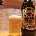 【上野】赤星大瓶410円!『ほていちゃん』の立ち飲み部門は激安で美味いもんが楽しめる