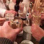 【神田】海鮮立ち飲み!『貝呑』セルフ&申告制のドリンクバーで盛り上がる