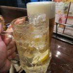 【新宿】ちょっと立ち飲み!『銀だこハイボール酒場』カリっと揚がったたこ焼きとハイボール