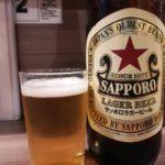 【上野】安くて美味いぞ!『ほていちゃん 上野2号店』ほて2のチューリップと赤星大瓶
