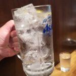 【御徒町】立ち飲み『たきおか2号店』ピリッと辛い煮込みが旨いこじんまりとした立ち飲み