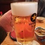 【桜木町・ぴおシティ】生中298円!『あきよし』のんびり座って美味い生ビールを