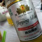 【香港・佐敦】オープンエア食堂!『成興大排檔』で激安208円の燕京ビールをガンガン飲もう