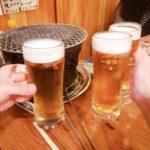 【新橋】美味い焼肉!『ホルモン鶴松』の生ロースは飲み物でした
