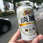 【有楽町】自販機飲み!『食安』はサラリーマンのパラダイス♪これって立ち飲みの最終形態?