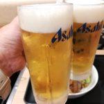 【羽田空港】早い安い美味い!『吉野家』羽田の1ビルで安く飲むなら吉牛かコンビニだね