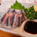【神田】絶品イワシ料理!『大松』は立ち飲み価格で新鮮なイワシ刺身が楽しめる駅前の名店