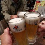 【新橋】行ったつもりで北海道!『北海堂』飲み放題1時間750円!ニュー新橋ビルで道産の酒を飲む