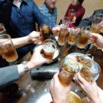 【飯田橋】お疲れ様でした!『やまじ』にてチョイ呑み倶楽部の忘年会