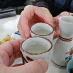 京急の【三浦半島1DAYきっぷ】を利用して、城ケ島の「しぶき亭」で熱燗をキュッと