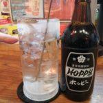 【伊勢佐木長者町】韓国立ち飲み!『マンナ』の濃いホッピーと300円の激旨おつまみ