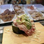 【池袋】〆の炭水化物!『魚がし日本一』のこぼれアボカドで本日の〆