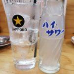 【錦糸町】『大衆酒場 かね夛』錦糸町飲み歩きのラストは軽く立ち飲みで