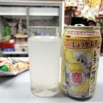 【横浜・子安】角打ち!『美加登屋酒店』しょうがレモンとほろ苦い思い出