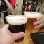 【御徒町】立ち飲み!『味の笛 本店』ハシゴの〆はこちらで酔いざましのビールを