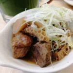 【横浜】ゆるふわ系大衆酒場『ほていちゃん 横浜東口店』実は初めて食べた牛煮込み、さすが看板メニューですね!