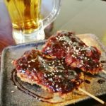 【代々木上原】串カツ!『民屋』味噌カツがやたら美味い!飲み放題1時間1,000円の昼飲み