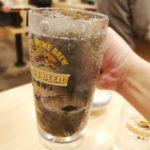 【溝の口】立ち飲み!『晩杯屋 溝の口店』の〝まっくろチューハイ〟とは?