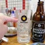 【三軒茶屋】かしら味噌が最高!『やきとん酒場 マルコのガレージ』ホッピーと美味い焼きとんで乾杯っ!