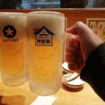 【池袋】『大衆スタンド神田屋 池袋西口店』立ち飲み価格で座って飲める〝せんべろ〟酒場で乾杯っ!