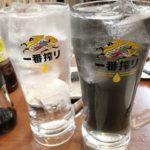 【小岩】『大衆酒場 勇 』まっくろハイボールで〝飲めば飲むほどなかったことに!〟乾杯っ!